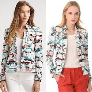 EUC Rebecca Minkoff Haim Tweed Jacket